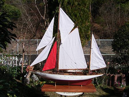 シナーラ(Cynara) 帆船模型