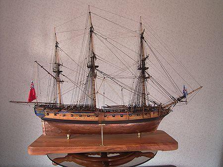 ダイアナ(H.M.S.DIANA) 帆船模型